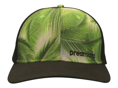Gorra Curved - Palm Green