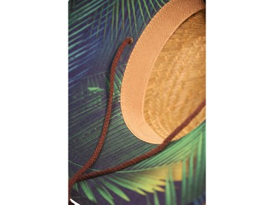 Hat Straw - Palm Tree