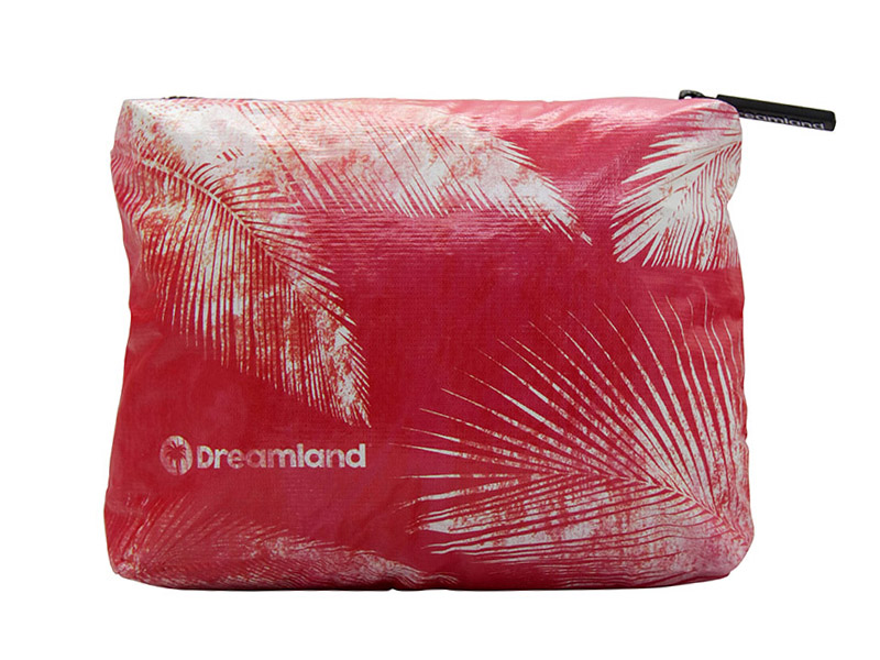Pouch Med. - Palm Red