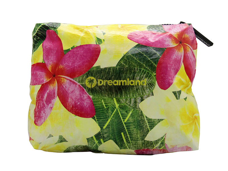 Pouch Med. - Plumeria