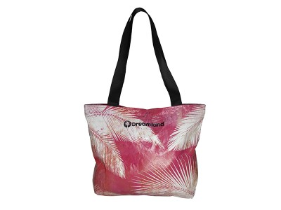 Tote - Palm Red