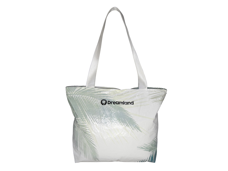 Tote - Palm Green