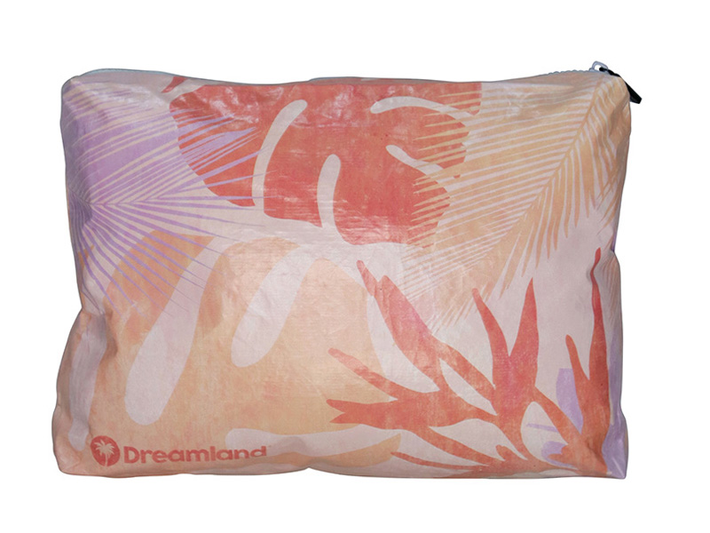 Pouch Gde. - Nature Coral Mix