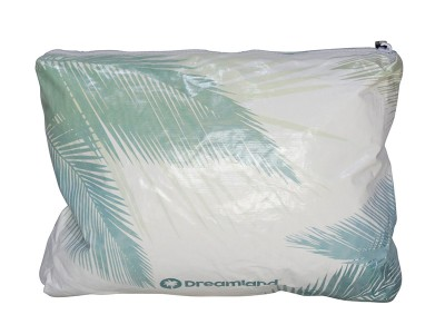 Pouch Gde. - Palm Green