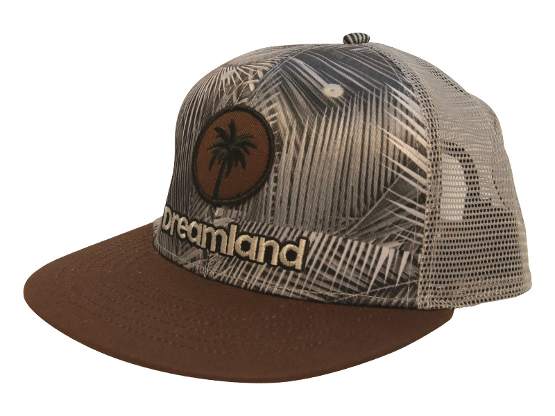 Snap - Palm Brown