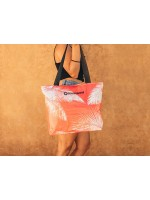 Bolso Tote - Palm Red